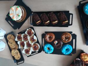 Presentació Dawn Foods mixos de pastisseria